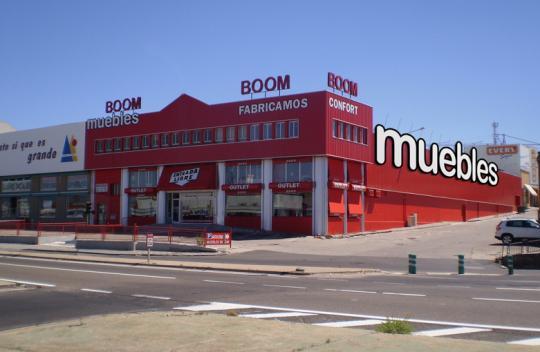 Muebles boom liquidatodo abre en las rozas su cuarta for Muebles boom madrid