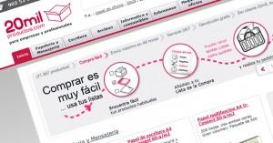 Ventas de material de oficina con el modelo mercadona for Oficinas mercadona barcelona