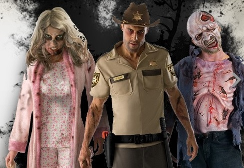the walking dead_halloween