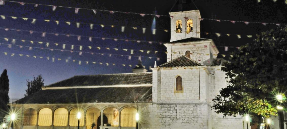 Torres de la Alameda - Parroquia de la Asunción de Nuestra Señora