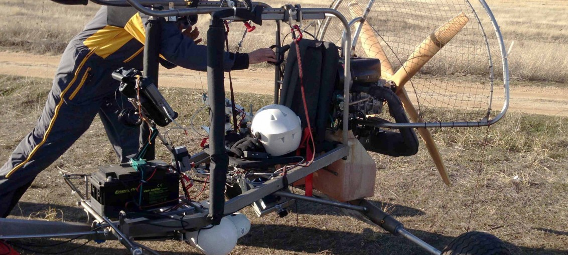 El proyecto ENSMART cuenta ya con vehículos para la medición energética de edificios