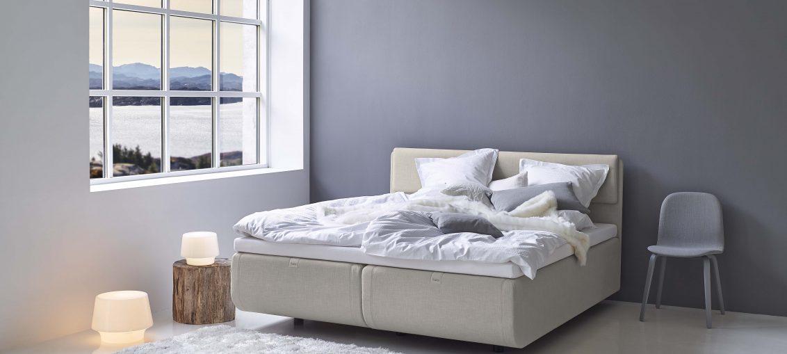 Tempur presenta la gama North, que une colchón y soporte bajo un ...