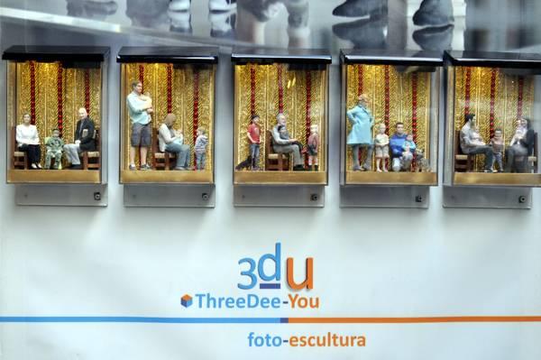 Regalos de Reyes para la familia – ThreeDee-You Foto-Escultura 3d-u