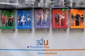 Despedida de Soltero para recordar - ThreeDee-You Foto-Escultura 3d-u