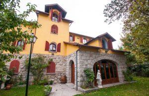 madrileños hotel rural segovia