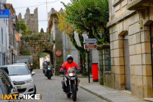 Ruta en moto por Portugal