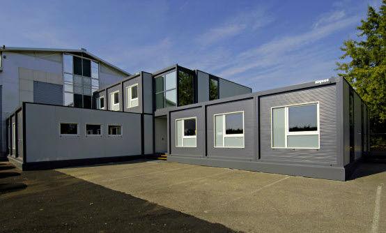 Aumenta la compraventa de viviendas modulares en espa a - Casas modulares madrid ...