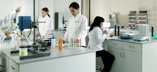 Traslado de laboratorios
