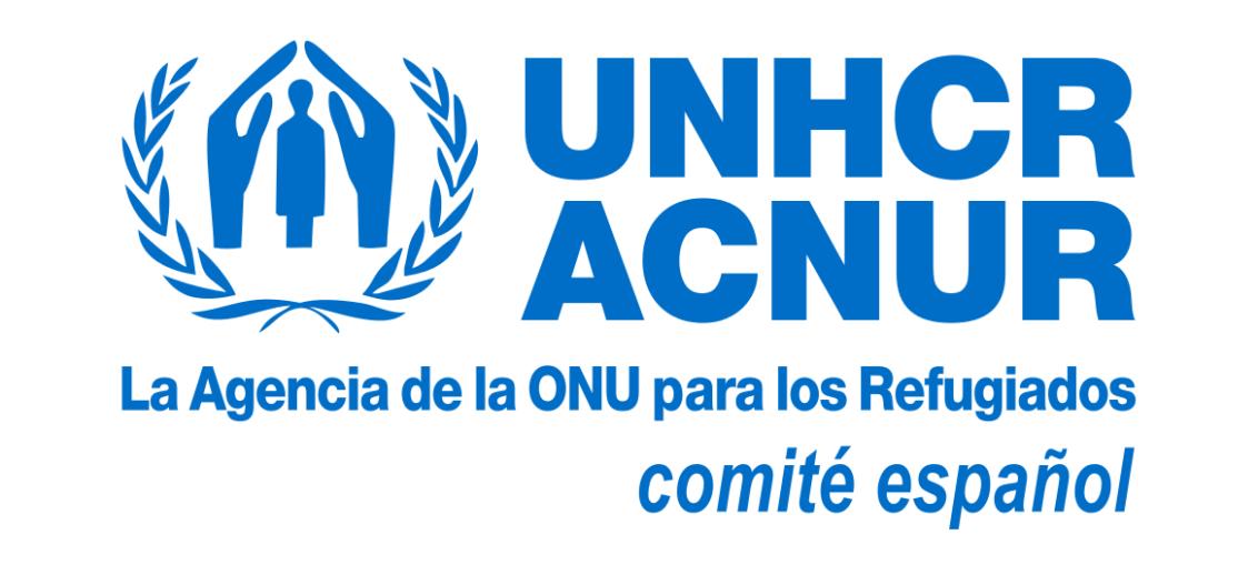 Logotipo de ACNUR Comité Español