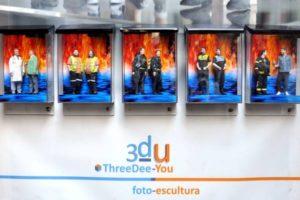 """""""Tú Trabajo"""" - Retratos Profesionales - ThreeDee-You Foto-Escultura 3d-u"""