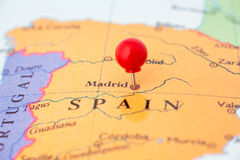 Mudanzas urgentes en Madrid