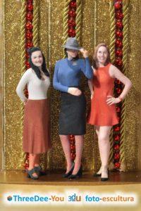 Regalos de navidad para amigos - ThreeDee-You Foto-Escultura 3d-u