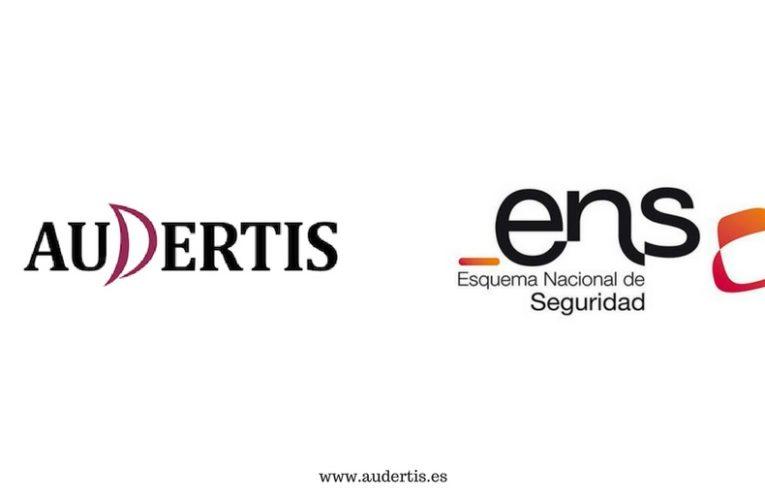 AUDERTIS, único 100% especialista del Esquema Nacional de Seguridad, acreditado por ENAC