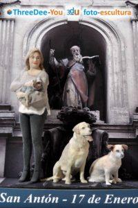 En San Antón inmortaliza tu mascota