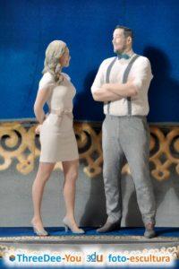 Ponte En Tu Tarta – Figuras personalizadas para tartas de boda
