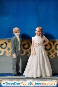 Ponte En Tu Tarta – Figuras personalizadas para tartas de comunión