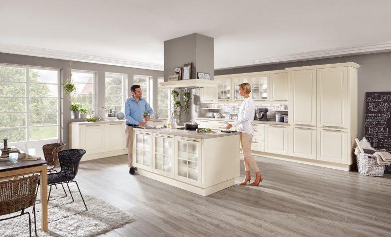 Modelo STYL del catálogo de cocinas Dogar para 2018
