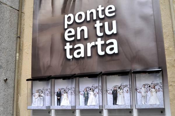 Ponte En Tu Tarta – Foto-Esculturas para tartas de comunión