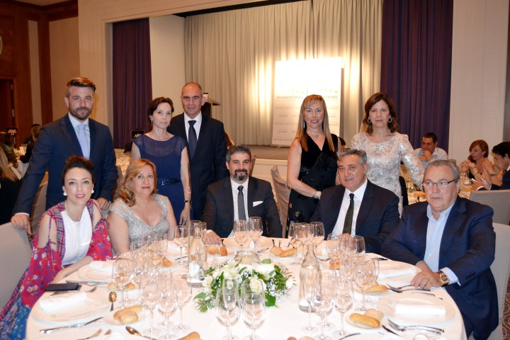 Galardonados valencianos con la distinción de la medalla al Mérito en el Trabajo