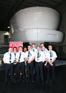 CAE Formación profesionales vuelo