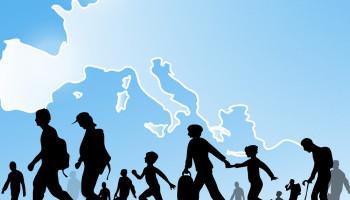 Flujos migratorios internacionales