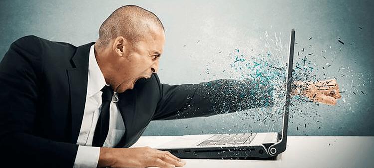 Los problemas informáticos a la vuelta de vacaciones aumentan el estrés post vacacional