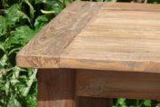 Embalaje de muebles de jardín