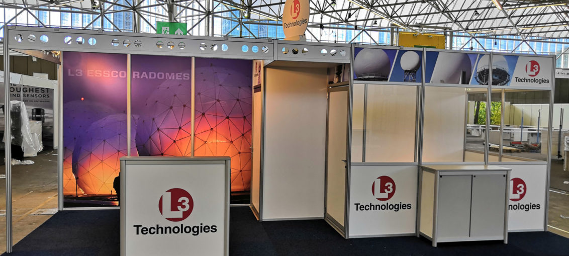 RAI Amsterdam booth buildup supplier Adam Expo Stand Solutions