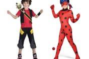 Los disfraces de Ladybug y Zak Storm, los regalos que triunfan estas Navidades