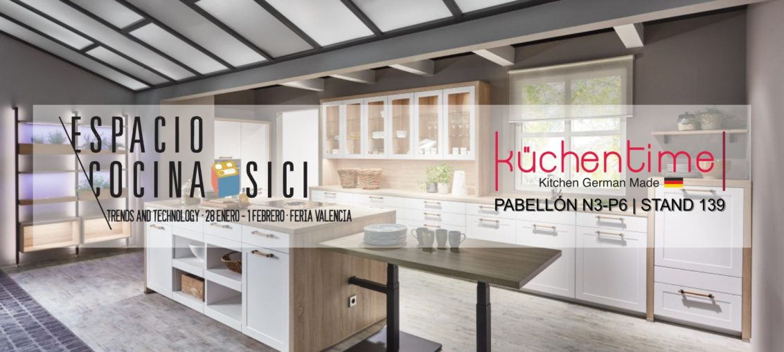 KüchenTime contará con espacio propio en Espacio Cocina ...