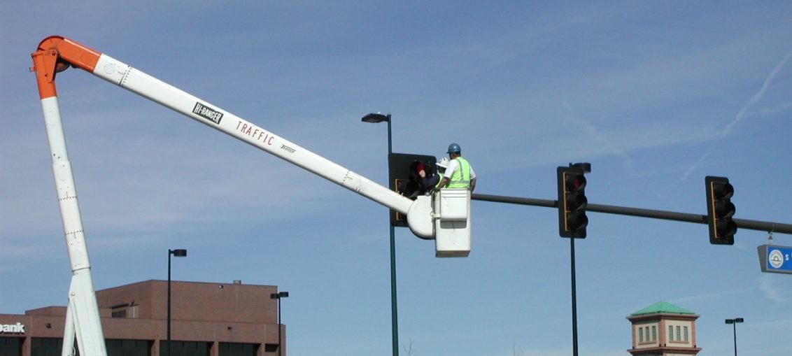 mantenimiento señales de tráfico