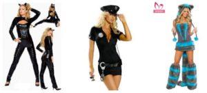 venta de disfraces en carnaval